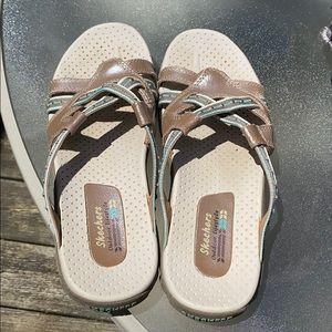 Skechers Outdoor Lifestyle sandals.